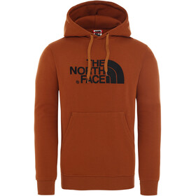 The North Face Drew Peak Felpa con cappuccio Uomo, caramel cafe